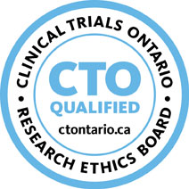 Clinical Trials Ontario logo