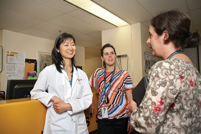Dr. Christine Soong and colleagues