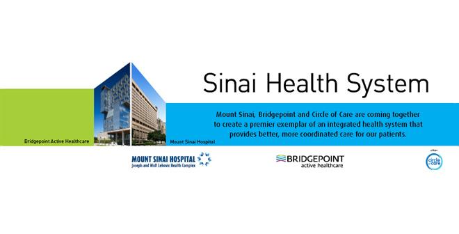 Sinai Health System press release
