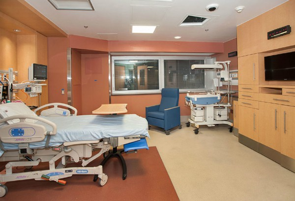 Rooms: Photo Gallery: New Slaight Family Labour & Delivery Unit