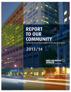 Link to Report to our community 2014-2014