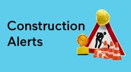 Contstruction Alerts