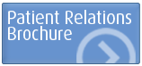 patient relations brochure download
